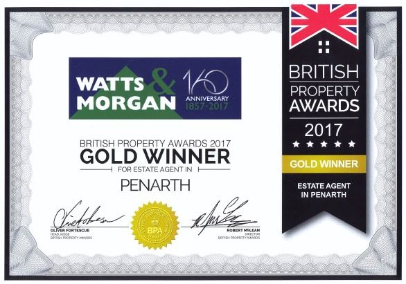 British Property Awards - Winners!
