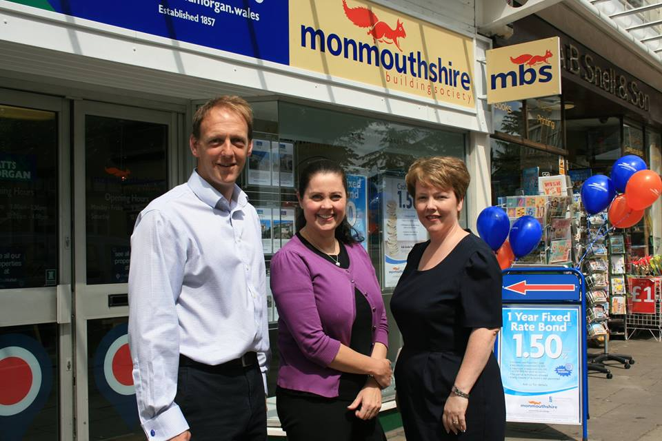 A Big Welcome to The Monmouthshire Building Society