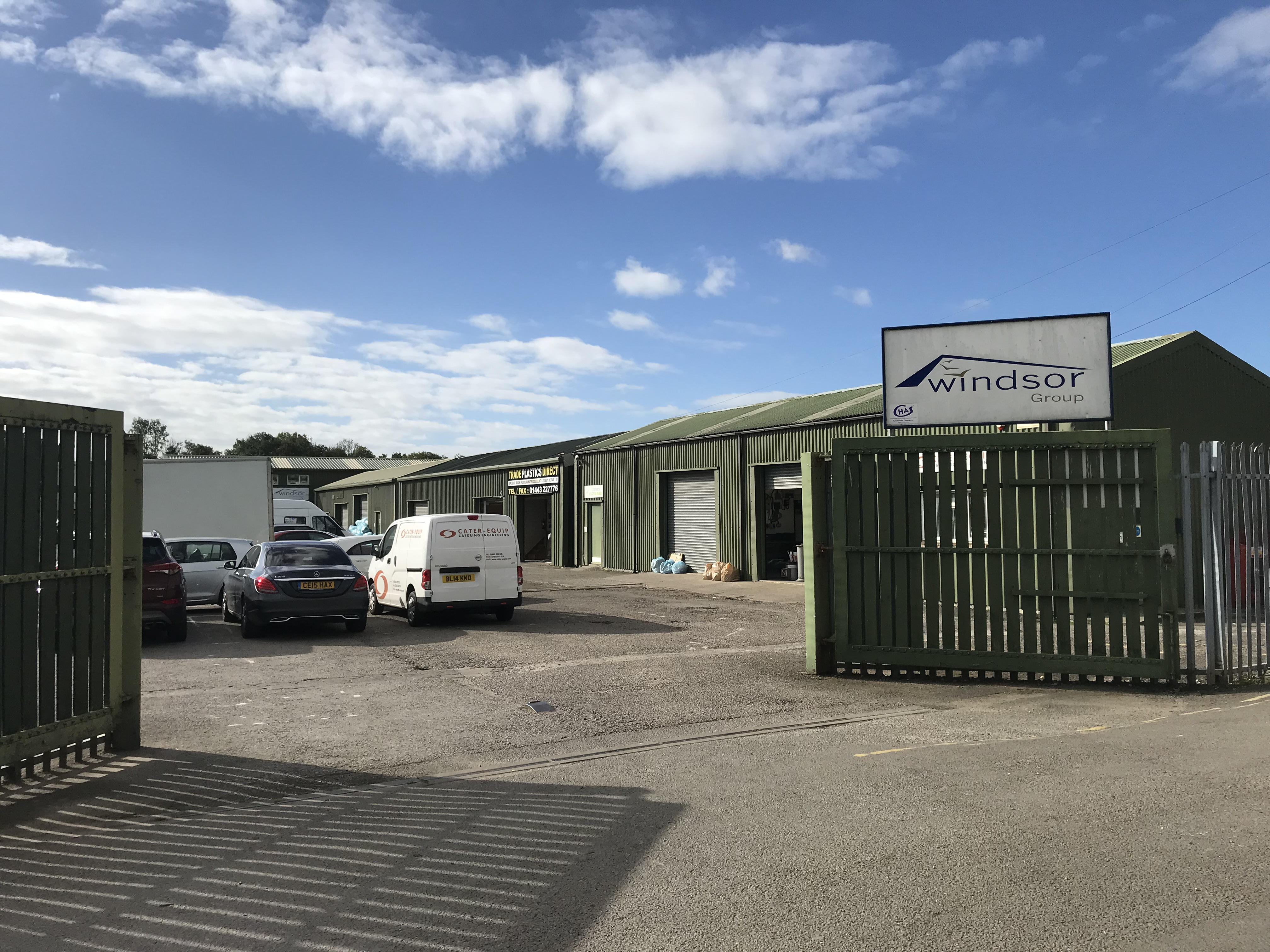 *Re-available* Junction Industrial Centre, Pontyclun