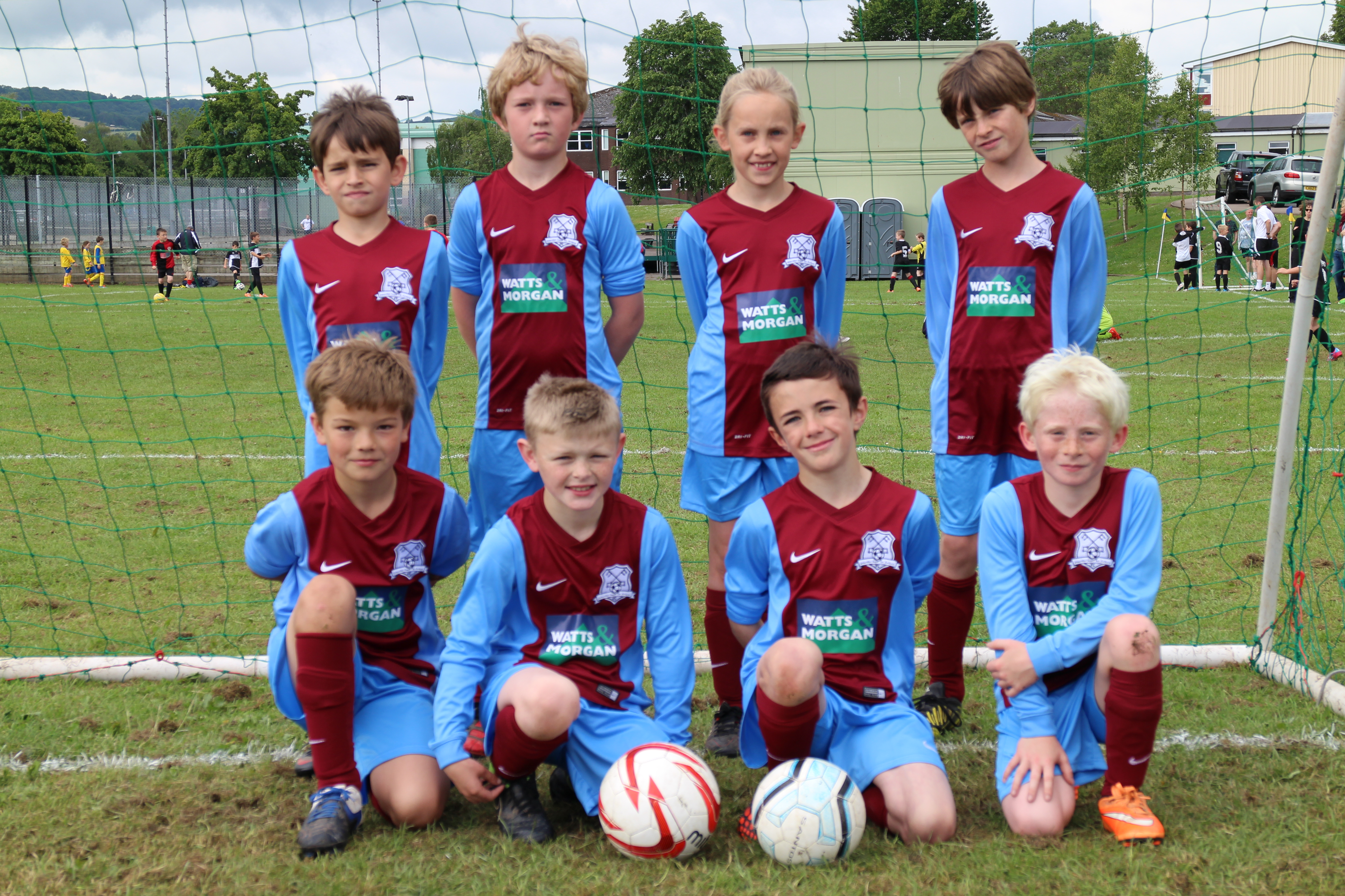 Peterston Super Ely Under 9's