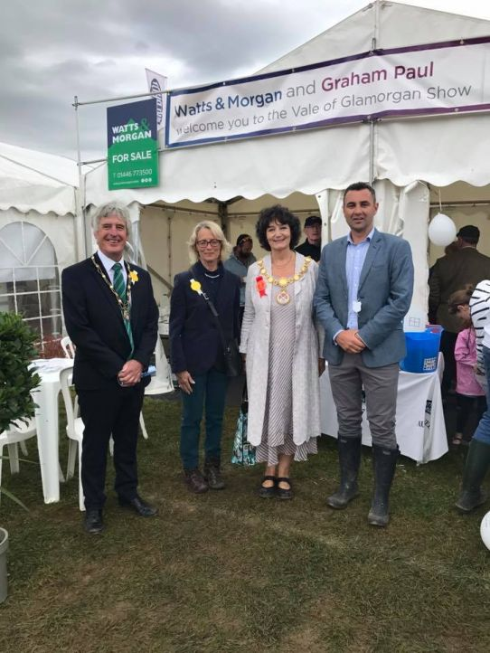 Vale of Glamorgan Show 2017
