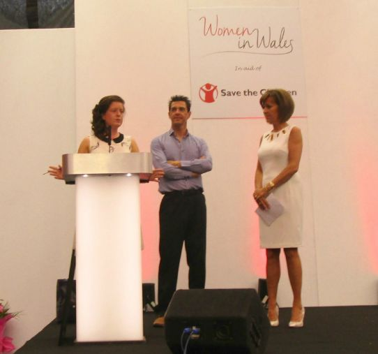 Women In Wales Charity Luncheon