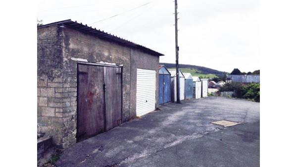 <strong>LOT 11: </strong>Land at Penygarn Terrace, Maesteg, Mid Glamorgan, CF34 9AU