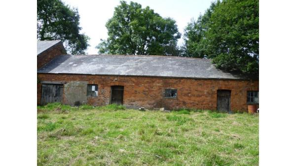 <strong>LOT 14: </strong>Unconverted Barn at Trebryn Farm, Pencoed