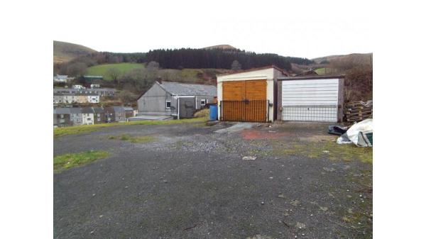 <strong>LOT 1: </strong>Land at Station Road, Nantymoel, Bridgend, CF32 7RD