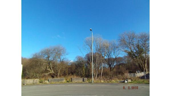 <strong>LOT 12: </strong>Plot 1B, Abergarw Industrial Estate, Brynmenyn, Bridgend, CF32 9LW