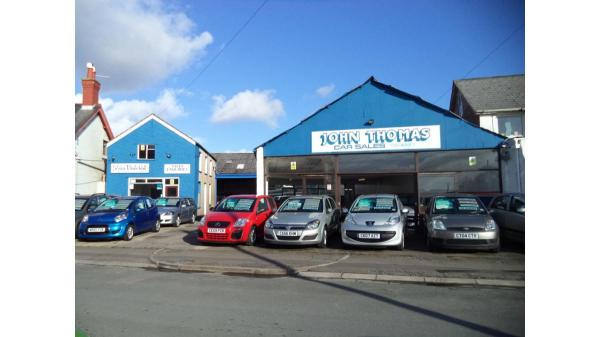 <strong>LOT 3: </strong>Workshop/Garage and Premises and Car Sales Forecourt at South Place, Bridgend, CF31 3AW