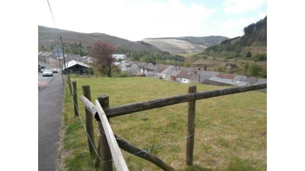 <strong>LOT 11: </strong>Building Plot, Brytwn Road, Cymmer, Port Talbot, SA13 3EN