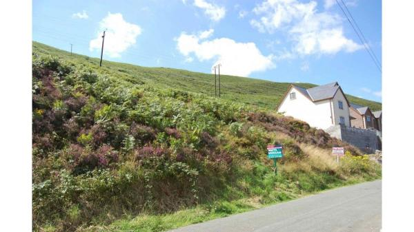 <strong>LOT 14: </strong>Building Plot 6B Bryn Road, Ogmore Vale, Bridgend, CF32 7DN