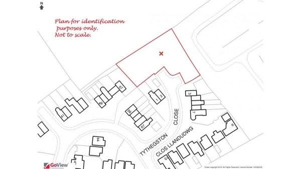 <strong>LOT 3: </strong>Residential Development Land at Tythegston Close, Nottage, Porthcawl, CF36 3HL