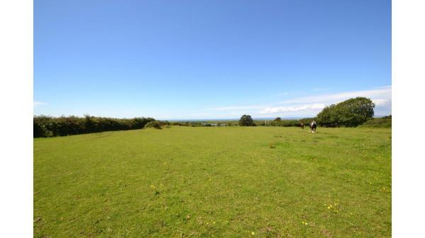 <strong>LOT 13: </strong>LOT 13 Approximately 3.96 acres of land with Field Shelter, Mawdlam, Bridgend, CF33 4PR